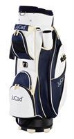 JuCad Bag Style, Vit / Blå