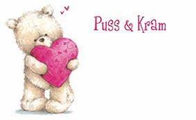 Kort Puss&Kram