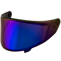 SUOMY SPEEDSTAR/STELLAR - VISOR - Iridium Blue