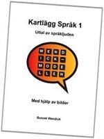 Kartlägg Språk 1, Uttal språkljud