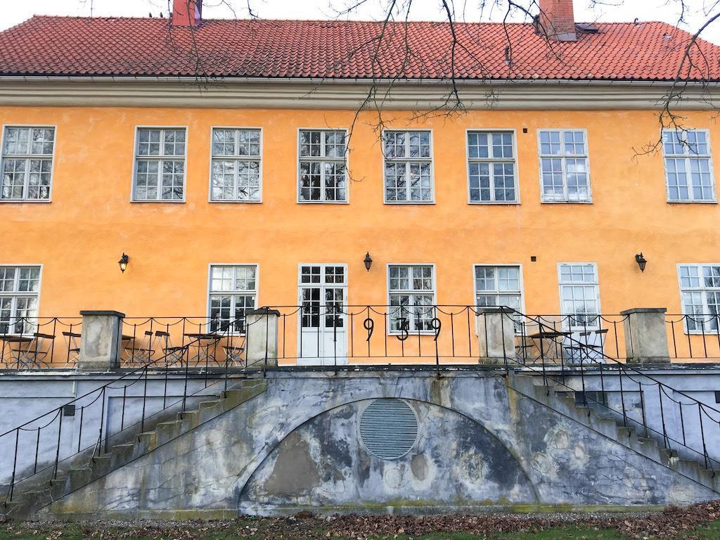 Baksida Slottet