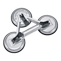 Glassløfter 3-punkt sugekopp 165 kg