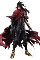 Final Fantasy VII, Vincent Valentine, Play Arts Ka