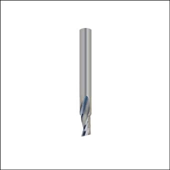 CNC Spiralfräsar för hård plast