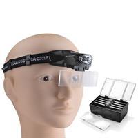 Forstørrelses brille