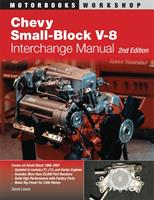 Chevy Small Block V8 Interchange Manual