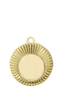 Medalj neutral 40 mm