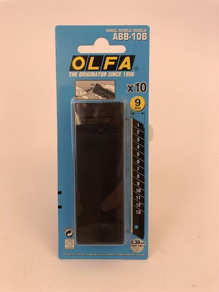 Olfa Brytblad 9mm, ABB-10B
