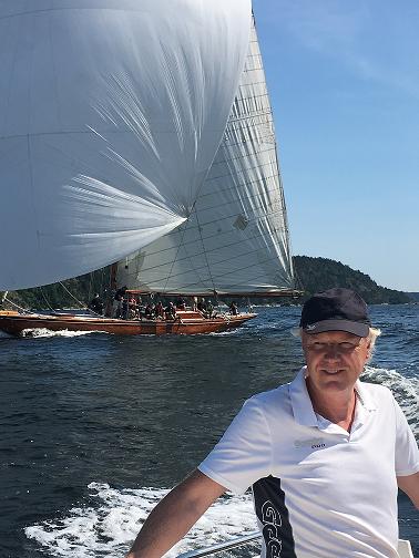 Daglig leder :  Stein V. Svendsen