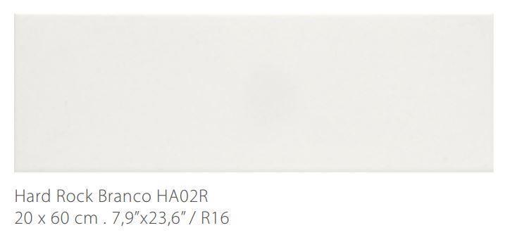 MYYTY! #056# 31,7m2 erä Hardrock branco 20x60