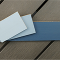 28.Linoljefärg Gammel Blå 1L
