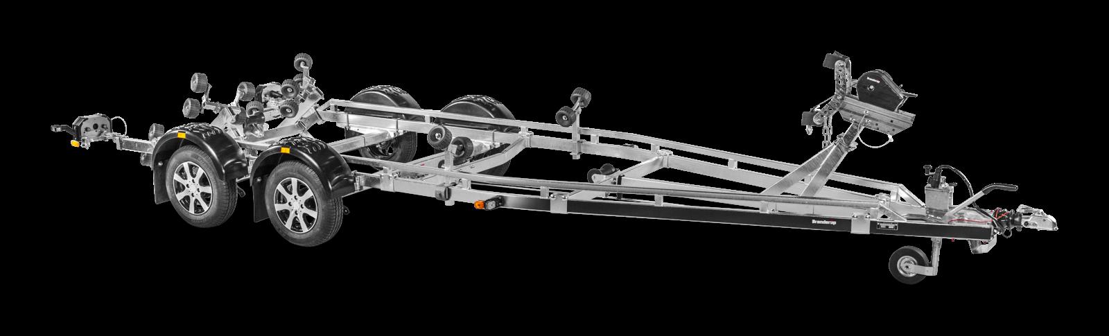 Brenderup båttrailer