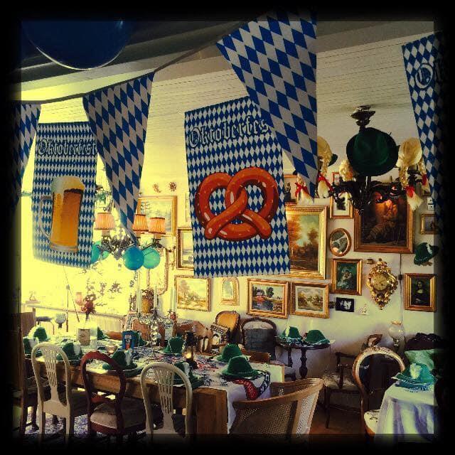 Oktoberfest på Café Gula Huset