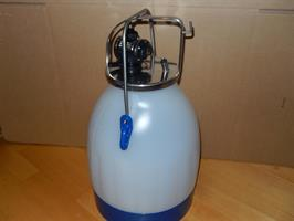 Eco-bucket rostfri lock+pulsator