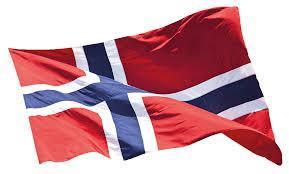 Flagg norsk, 400 cm, øko