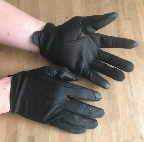 M1009 Combat Glove Black