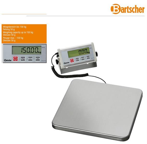 Maltvåg Bartscher 50g-150kg