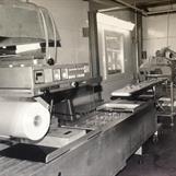 Vacmaskin och skivmaskin 60-talet