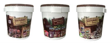 Fôrtønne Natural Greatness/Woodland 12kg
