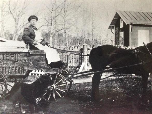 Varuleverans År 1905