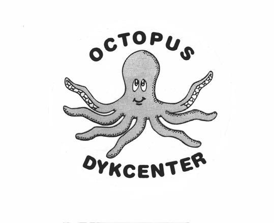 OCTOPUS gamla logga