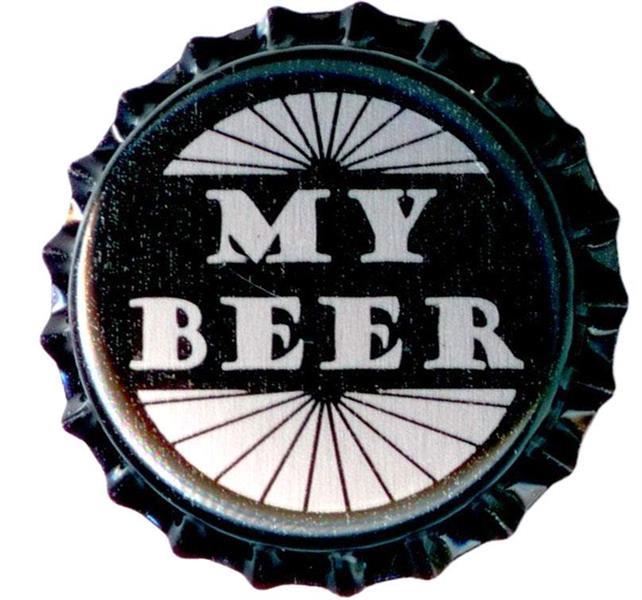 "Kapsyler ""My Beer"" 250st"