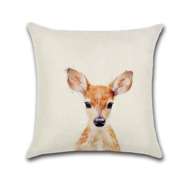 Putetrekk Bambi 45 x 45 cm