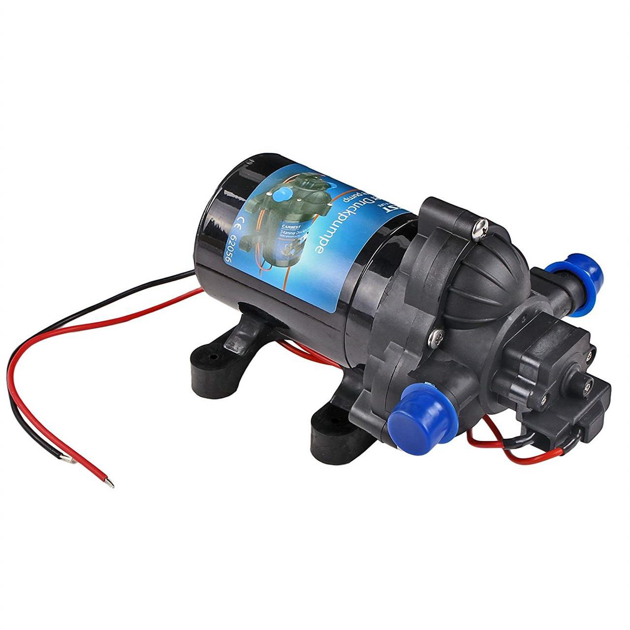 Tryckvattenpump 10 l/min, 2,8 bar
