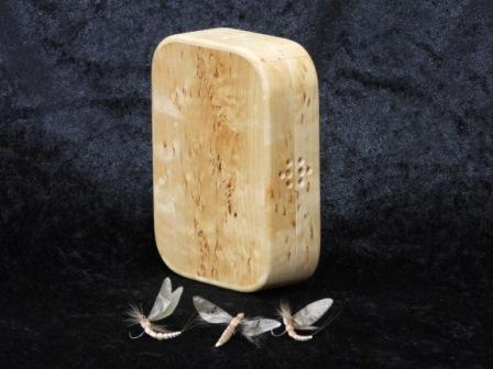 Flugask i trä