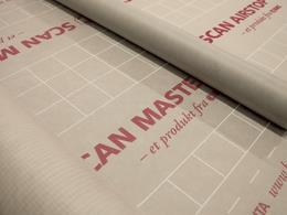 Scan Master diffusjonsåpent undertak  1,35x50 m