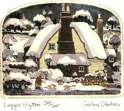 Logger Rhythem, 9,5 x 12 cm.