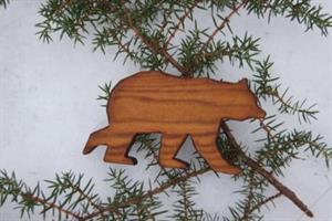 Magnetbjörn Antikbrun