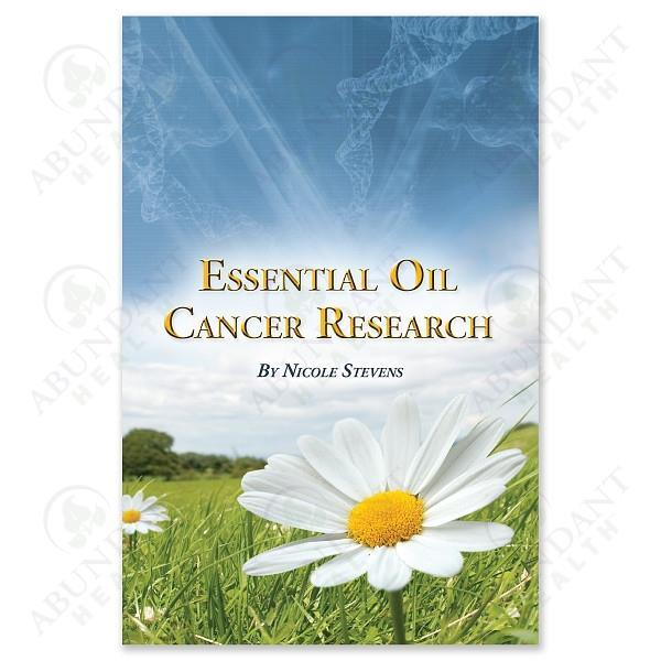 Ess. Oil Cancer Research-häfte
