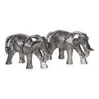 Salt och pepparset elefant