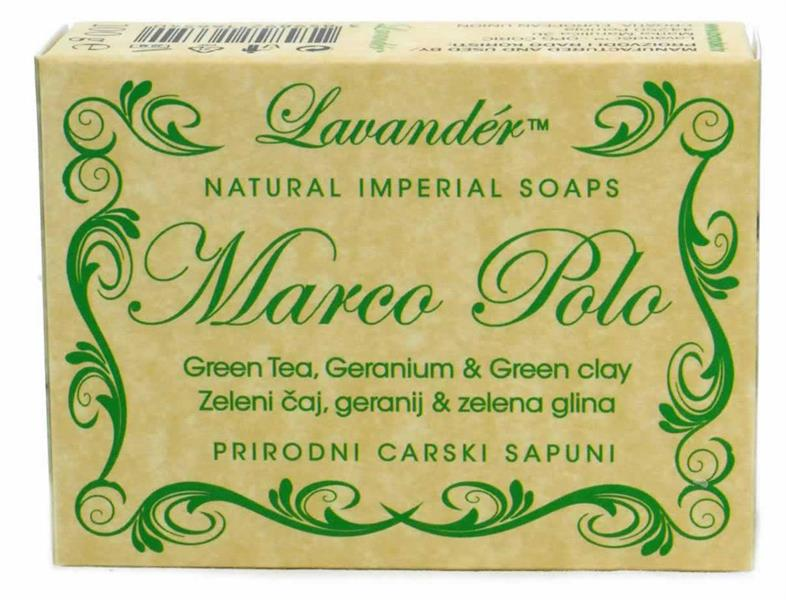 Marco Polo - grönt te