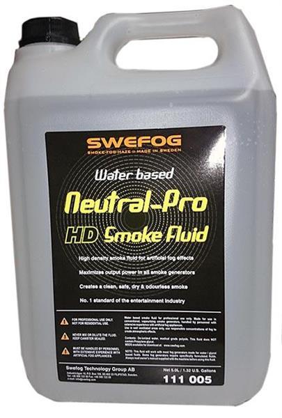 Rökvätska Swefog, 5 liter