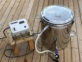 Thermobrew beer brewing system 7,2kw