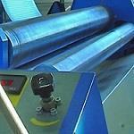 Valsmaski Davi - för cylindrar och konor