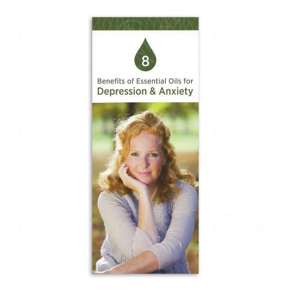 8 benef o Ess. O for Depression & AnxietyHäfte