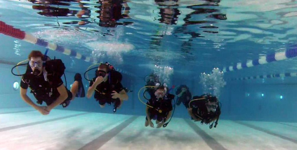 Presentkort Open Water Diver Referral