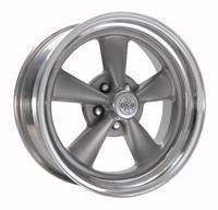 Cragar Wheels S/S. 610G.17x7.Grå