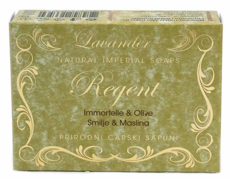 Regent - Hedblomster och oliv