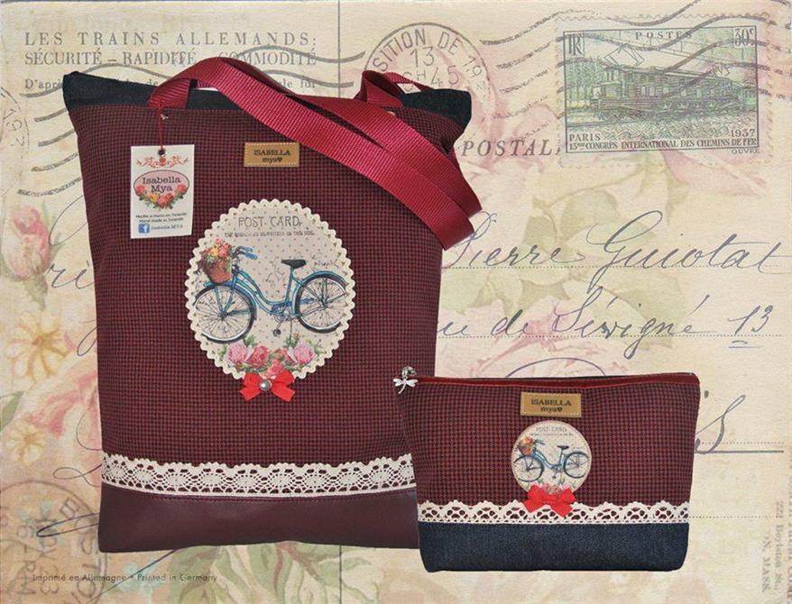 """Härliga väskor från """"Isabella Mya"""""""