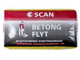 Scan Betongflyt 25 kg, flytesparkel
