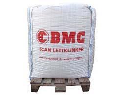 Scan løs lettklinker Big Bag 1 m3, 10-20 mm