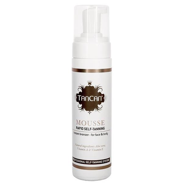 Tan Can Mousse 200ml