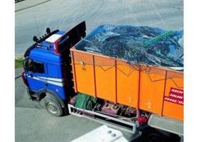 Containernät, 3,5 x 6m, Grönt