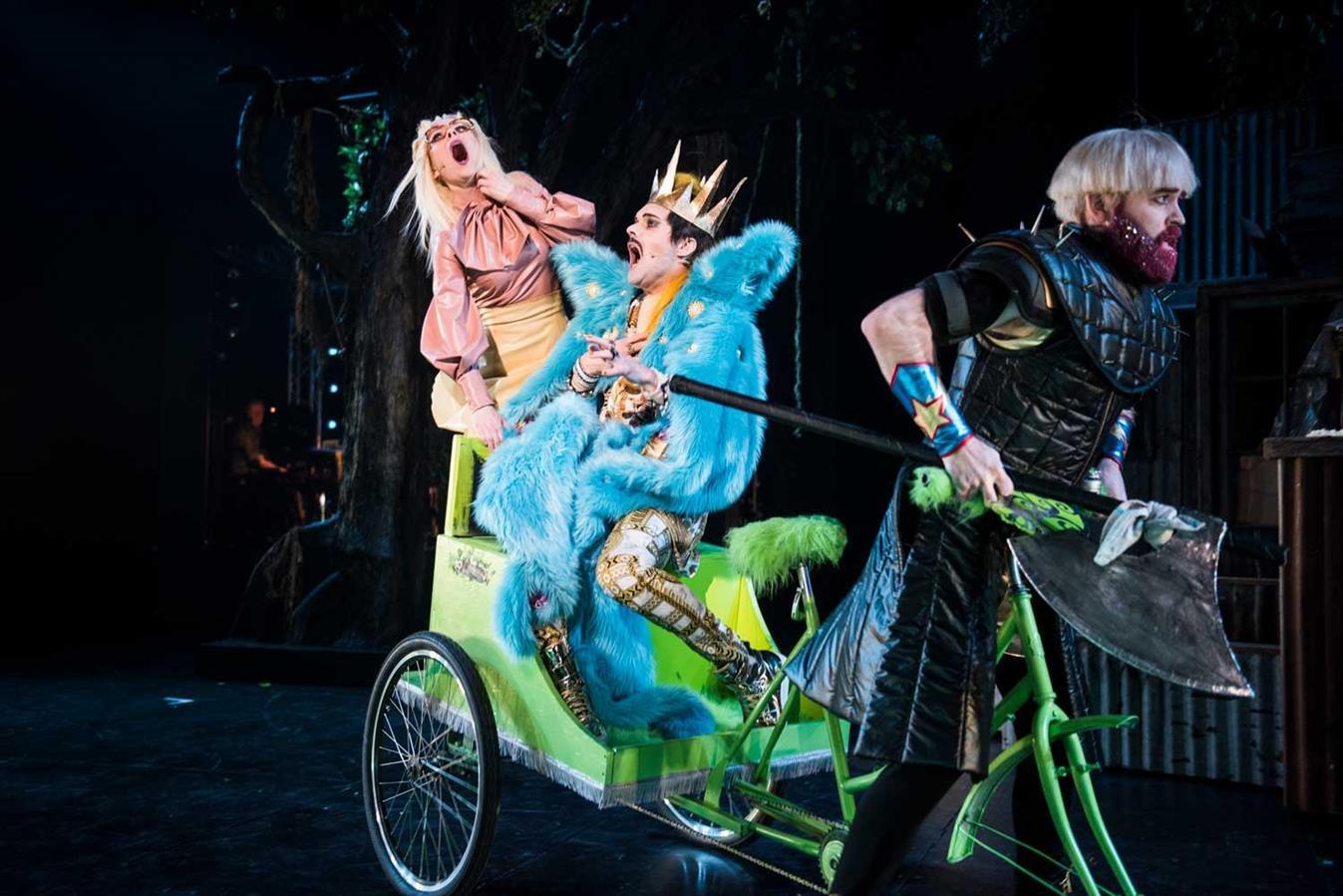 Robin Hood - Trøndelag Teater - Director: Mads Bones - Costume Design: Christina Lovery - Foto: Jens Westby 2017