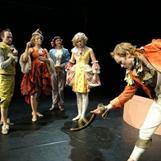 Baron Von Munchausen's Adventures - Play - Theatre Joker -  Director: Niels Petter Underland -  Costume design: Christina Lovery