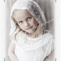 Postkort Linnea blonde nostalgi